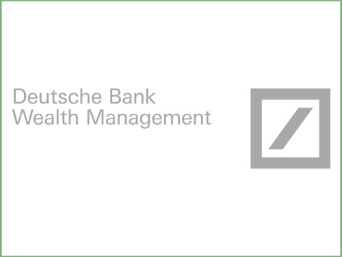 Logo Deutsche Bank Wealth Management