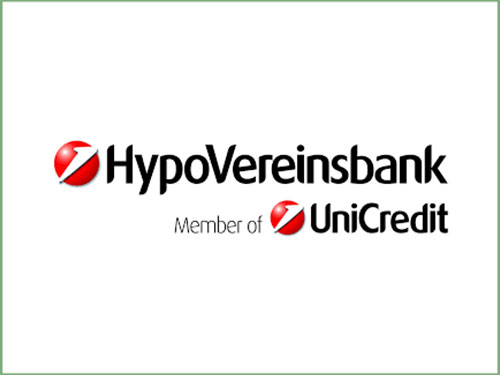 Logo HypoVereinsbank (UniCredit Bank AG)